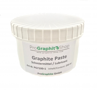 Graphitpaste 250 ml