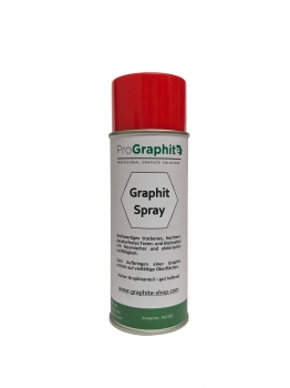 Graphite spray