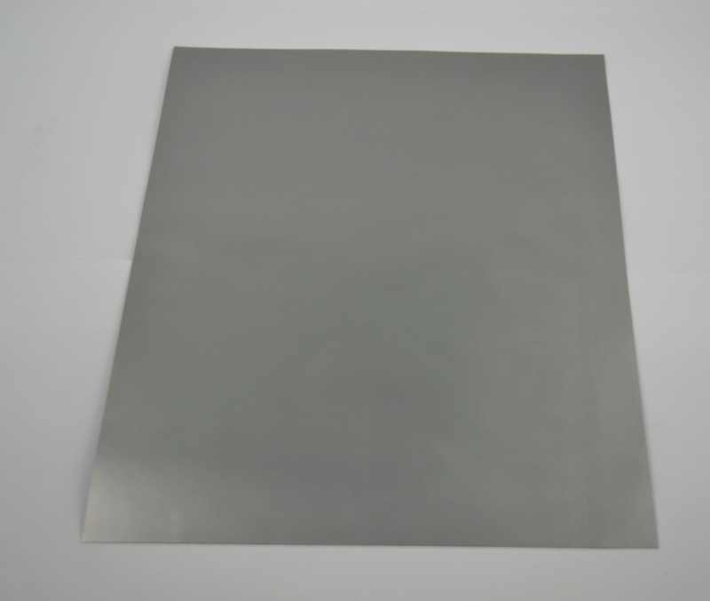 Thermal Conductive Graphite Foil -  Heat Spreader - 17 micron thickness,  200 x 300 mm